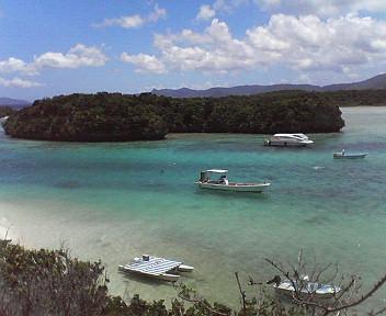 石垣島川平湾
