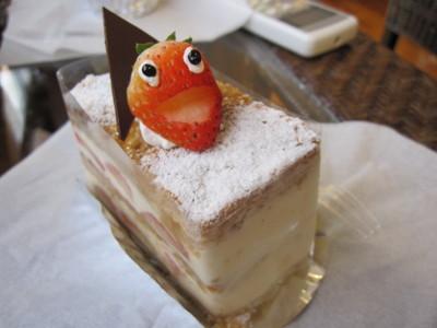 ニッコー製菓のケーキ