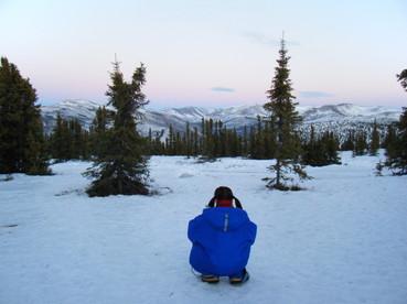小雪写真アラスカ